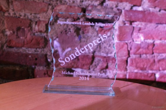 Michael-Schmidpeter-Sonderpreis 2014